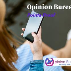 Opinion Bureau Survey Proof