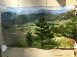 Caitlin Hurd's work in progress