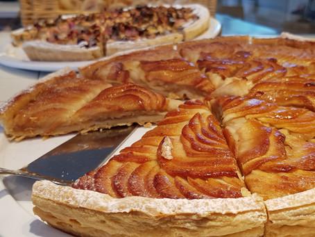 Une boulangerie avec des produits de qualité