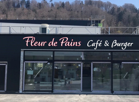 Ouverture de notre magasin à Moudon