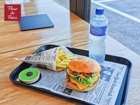 Nos Burgers et Mitraillettes