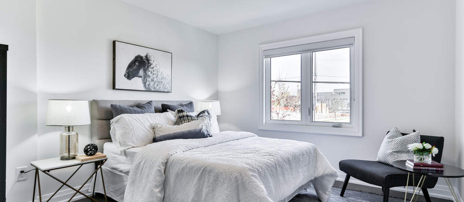 Three styles of blinds that are great in the bedroom
