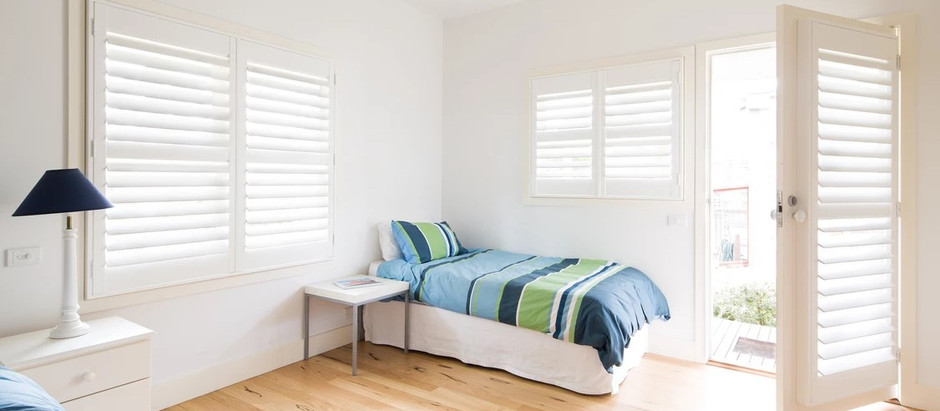 Installing Plantation Shutters in Your Living Room