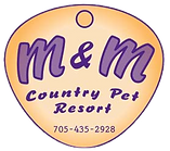 dog groming and care, M&M Country Pet Resort