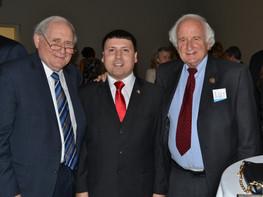 Senator Carl Levin and Congressman Sandy Levin