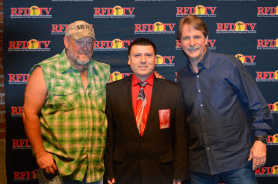 Larry the Cable Guy and Jeff Foxworthy