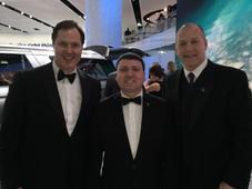 XDAF Board Members, David Gregory and Rick Popp