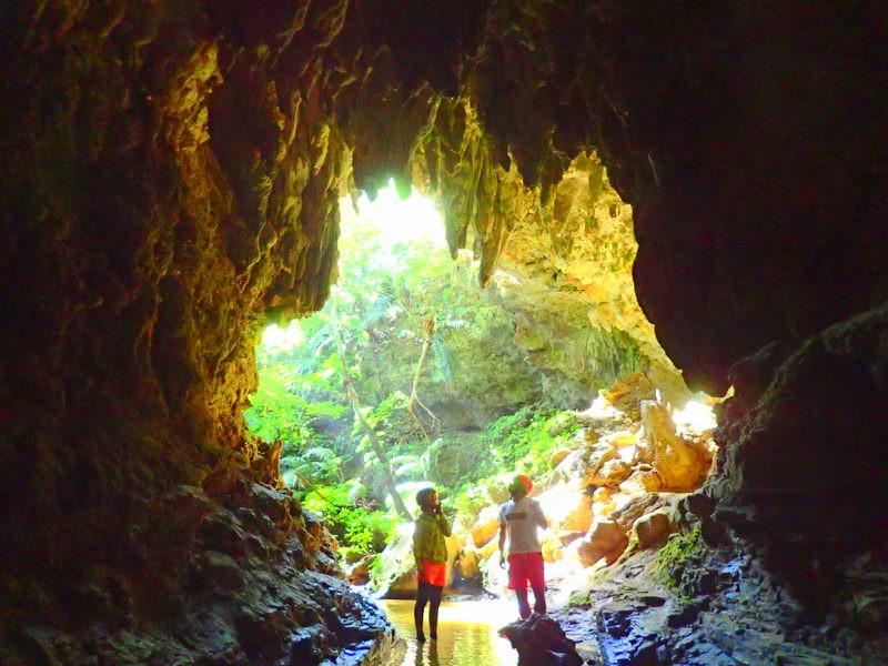 西表ツアーおすすめ女子旅・卒業旅行、西表島人気のSUPでマングローブを漕いでジャングル探検トレッキングで秘境の滝巡り、午後からケイビングで神秘の鍾乳洞探検。大自然のエナジーを体感しよう。石垣島から日帰り参加もOK!です。
