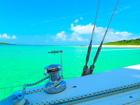 ようこそ楽園へ〜パナリ島ヨットクルーズ⛵️西表島シュノーケリング