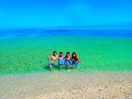 西表島で女子旅を楽しもう〜🌴💙