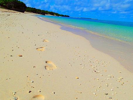 西表島旅行・パナリ島で至福の時間を過ごそう〜🏝