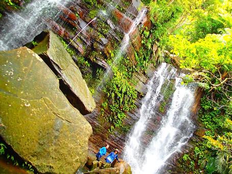 シャワートレッキングで秘境の滝巡り✨
