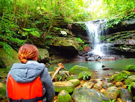 八重山旅行・西表島で幸運の滝へ行ってみよう✨