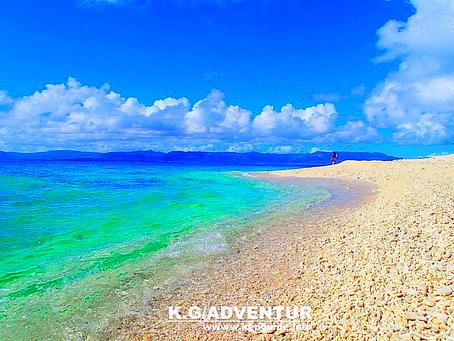 西表島旅行でエメラルドブルーの海を満喫しよう🏖
