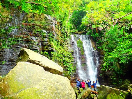 秘境ゲータの滝でエナジーチャージ✨西表島