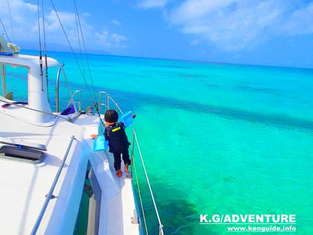 島旅で最高の海体験を〜西表島ヨットクルーズ