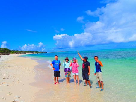 仲間と一緒に島旅しよう!
