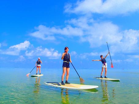 島旅で最高の思い出を〜西表SUPツアー
