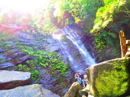 「滝でエナジーチャージしよう!」 大自然の中でNatural fitness✨