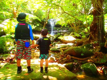 家族旅行で本物のアドベンチャー体験を〜西表島