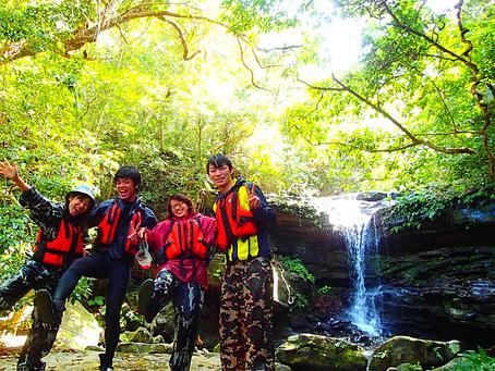 西表島で冒険ツアー体験