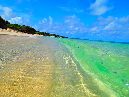 パナリ島で南国時間を過ごそう🏝