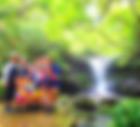 石垣島旅行で西表島おすすめ由布島観光&カヌーツアー、西表ケンガイドがおすすめする秘境の巡りと水牛車で由布島観光、女子旅行・家族旅行・学生旅行をアクティビティツアーでカヌー&トレッキング秘境の滝巡り!西表島人気の観光スポット由布島で南国を満喫しよう。