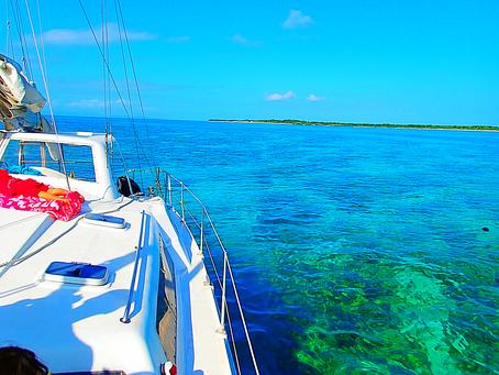 パナリ島ヨットシュノーケルツアー⛵️西表島シュノーケリング