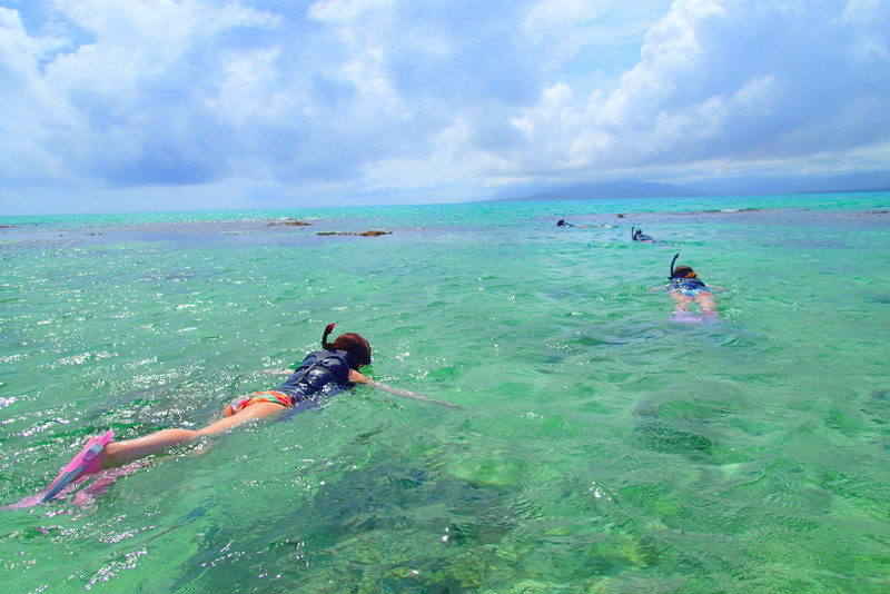 西表島旅行・パナリ島