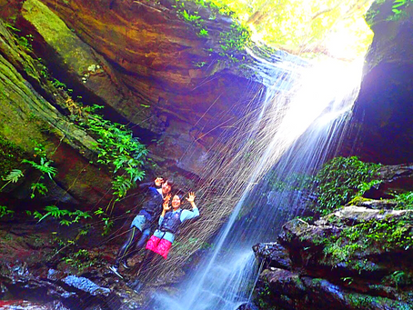 西表島で秘境の滝巡り〜時間を贅沢に使おう〜🌴
