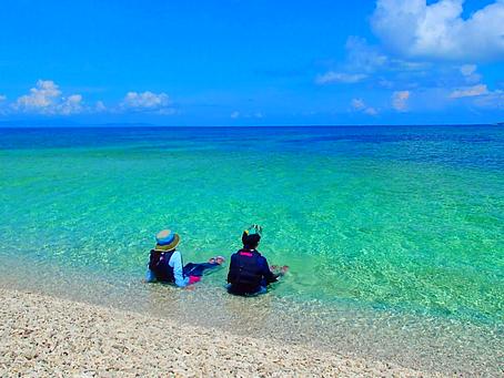 西表島旅行で人気のパナリ島シュノーケル島旅で贅沢に時間を使おう〜🌴