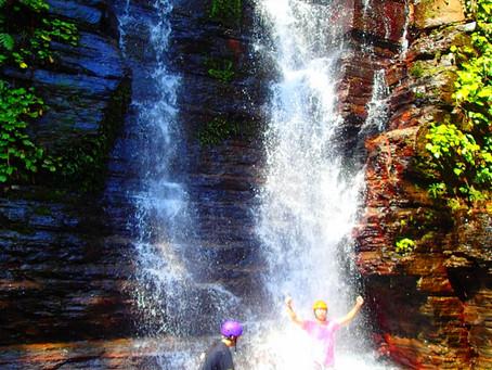 秘境の滝でエナジーチャージ〜西表島ツアー