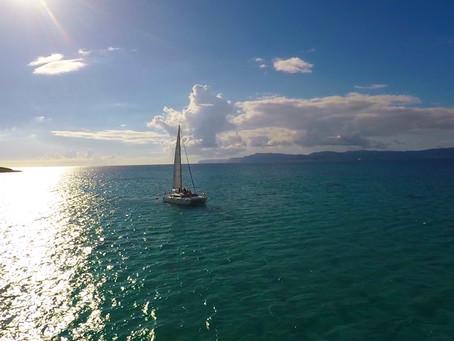 パナリ島ヨットクルーズ⛵️