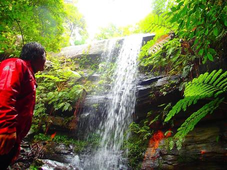 「源流を辿り秘境へ。」 大自然の中でNaturalfitness✨