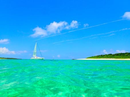 楽園でくつろぎの時間を〜パナリ島ヨットシュノーケル⛵️西表島アクティビティツアー