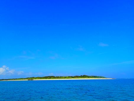 パナリ島シュノーケル・カタマランヨットクルーズ