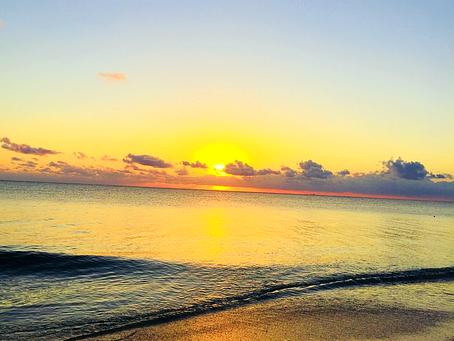 島旅でサンセットを見よう!🤗