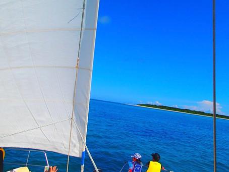 パナリ島カタマランヨットクルーズ⛵️