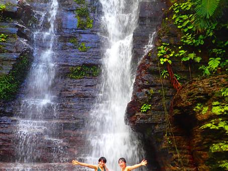 大自然のエナジーを浴びよう✨ゲータの滝トレッキング