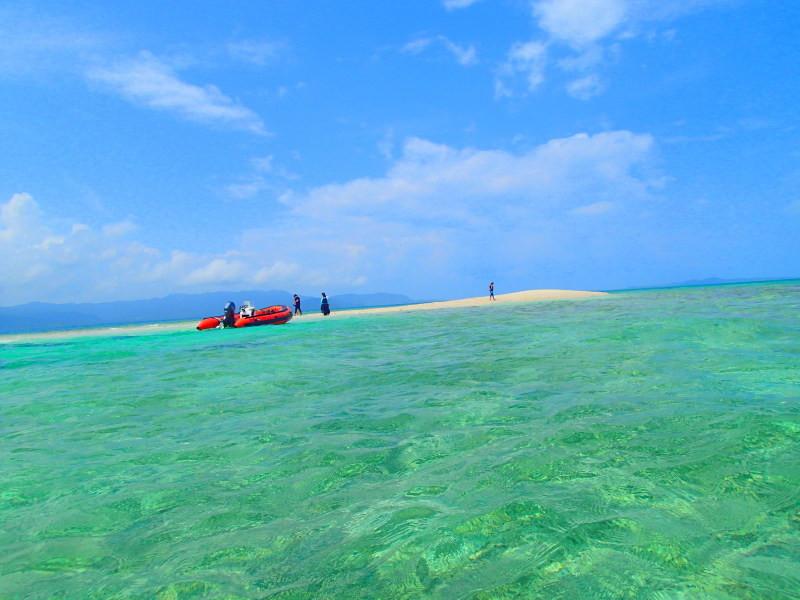 シュノーケル・パナリ島