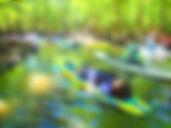 愛犬(ペット)と離島ツアー石垣島・西表島・小浜島で遊ぼう!西表島ケンガイドがおすすめする人気のアクティビティツアー・離島観光スポットをご紹介、西表時までマングローブをカヌーや人気の SUP・スタンドアップパドルボードで漕いだり、ジャングルをトレッキングで秘境の滝で遊ぼう。アドベンチャーボートで行くパナリ島シュノーケル・星砂の浜シュノーケリングなど愛犬と一緒に西表島ツアーを楽しもう!石垣島や各離島からの日帰り参加もできます。