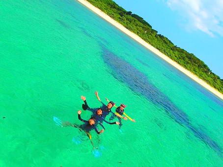 夏休みを満喫しよう!西表島アクティビティツアー