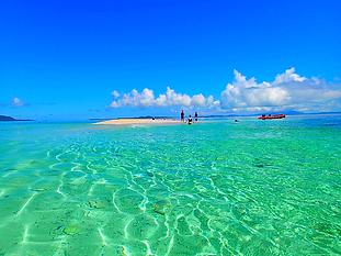 パナリ島シュノーケル