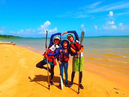 夏休みを楽しもう🌴西表島アクティビティツアー