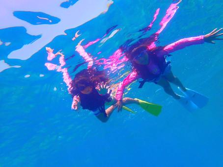 パナリ島で泳ごう〜🐠カタマランヨットクルーズ