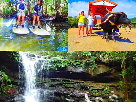 新しい島旅スタイルを〜八重山旅行・西表島 SUPツアー