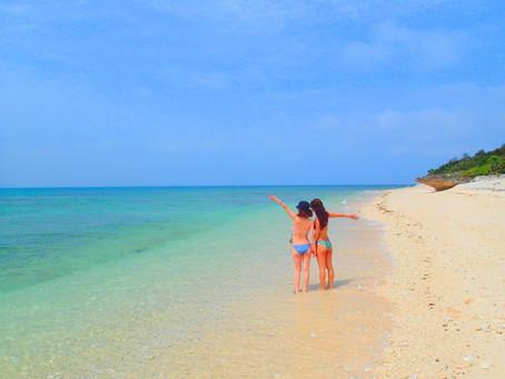南国の楽園パナリ島で遊んじゃおう!