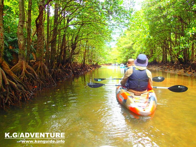 沖縄旅行で石垣島・西表ツアーで遊ぼう!人気のSUP・カヌー・トレッキングで遊びは自由自在!アドベンチャーボートでパナリ島シュノーケリング・シュノーケルなど、西表ツアー人気のケンガイドがおすすめする西表島旅行で人気の観光アクティビティツアーで遊ぼう!