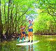 西表・石垣島旅行で西表島ツアーランキング人気のケンガイドがおすすめする西表観光アクティビティツアー・カヌーでマングローブ&ジャングル探検トレッキングで秘境パワースポット滝巡り!キャニオニングでクールダウン!お得な割引家族旅行や女子旅応援!沖縄で卒業旅行を遊びつくそう!