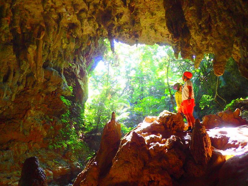 西表・石垣島旅行で西表おすすめツアー人気のケンガイドがおすすめする家族旅行、人気の西表カヌーでマングローブ&ジャングル探検トレッキング滝巡り!